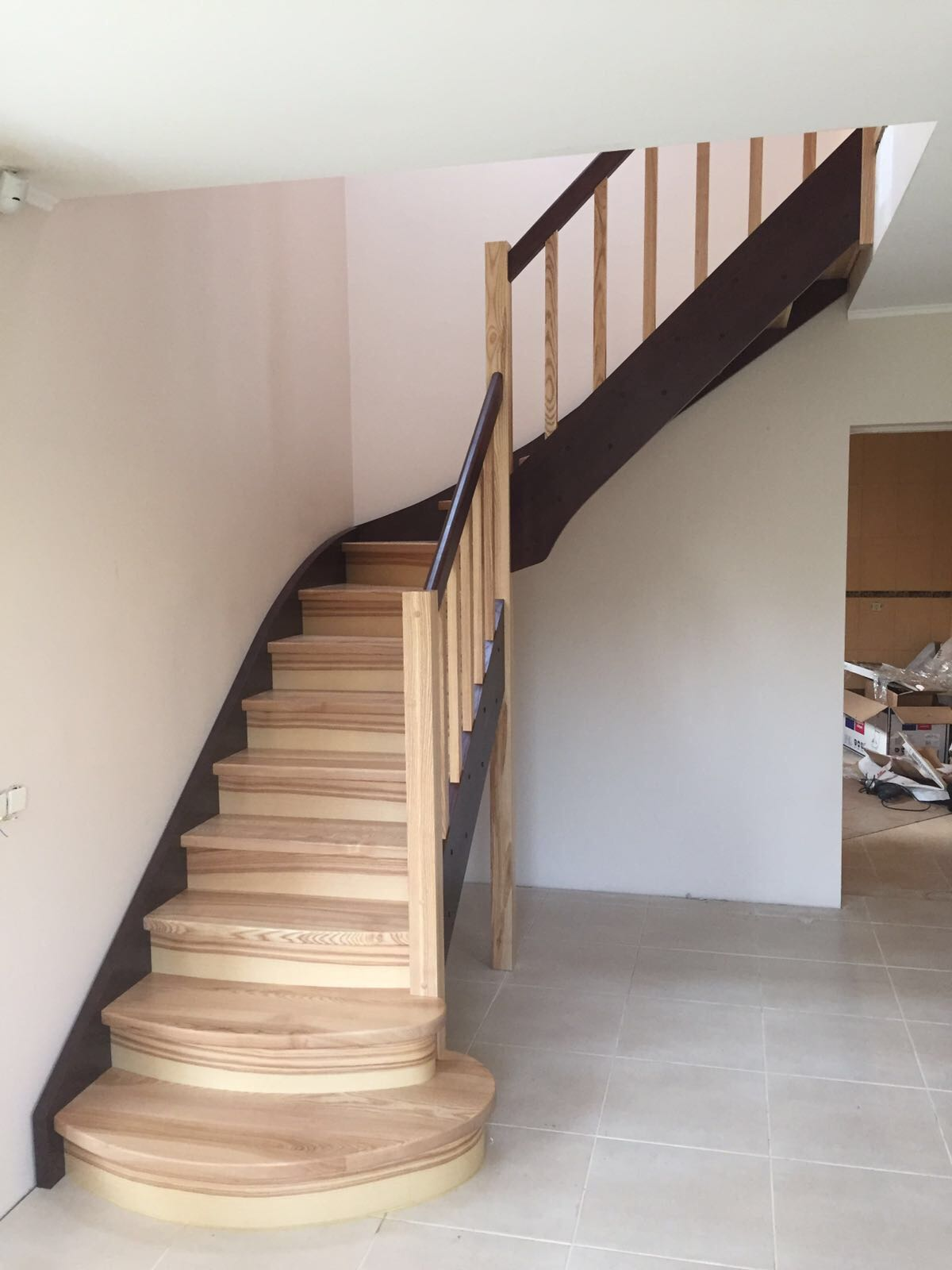 Merveilleux Stairs Baltic Wood Houses